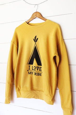 Pre Order Tribe Sweater