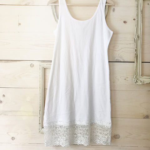 Lace Tank Extender