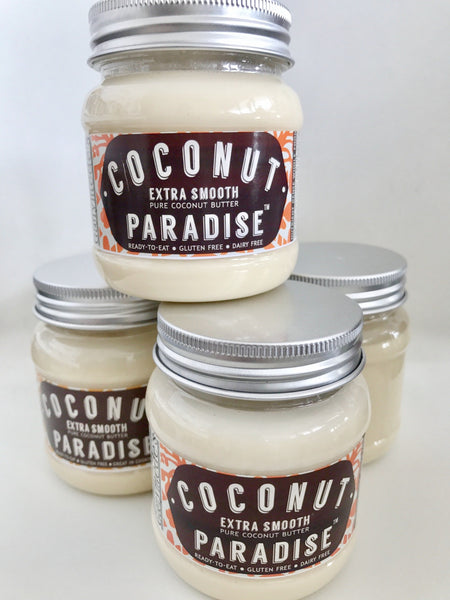 Coconut Paradise Extra Fine Coconut Butter (205g)