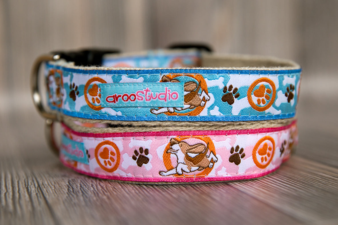 Beagle Freedom Dog Collar