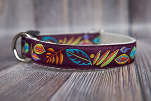 Leaves Hemp Collar