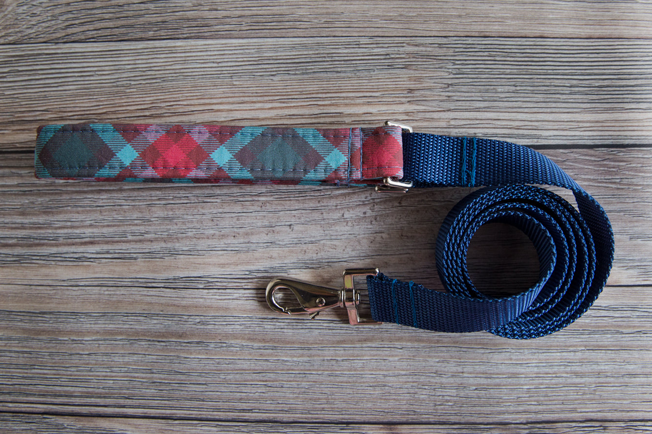 Huckleberry Plaid Lead