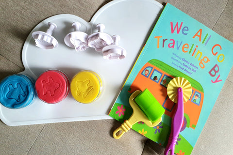 A Bookish Play Kit of Transportation