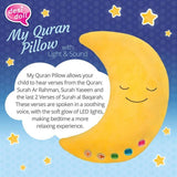 My Quran Pillow with Light & Sound