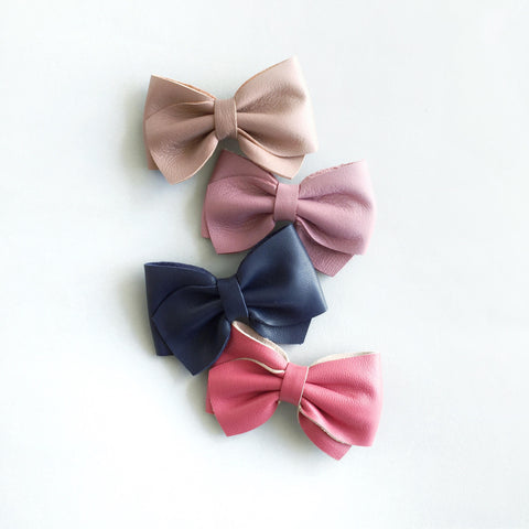 Petite Callisto Bow (Headbands / Clips)