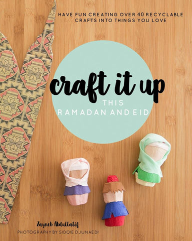 Craft Book - Craft it up this Ramadan and Eid