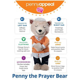 Penny, The Prayer Bear