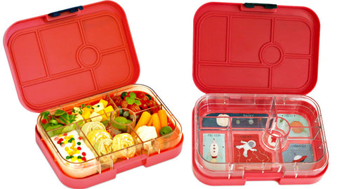 Yumbox: Rocket Red Original