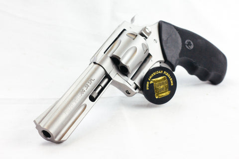 "73860 Police Bulldog, Stainless Std, 4.2"" Barrel"