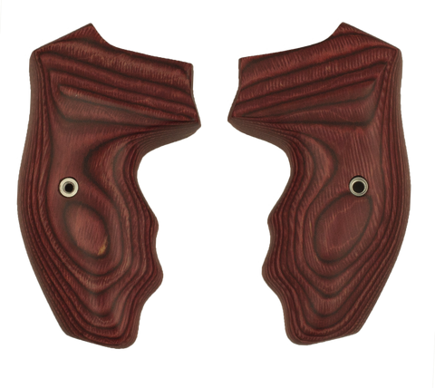 "PROFESSIONAL ""Backpacker"" Rosewood Grips   OUT OF STOCK"