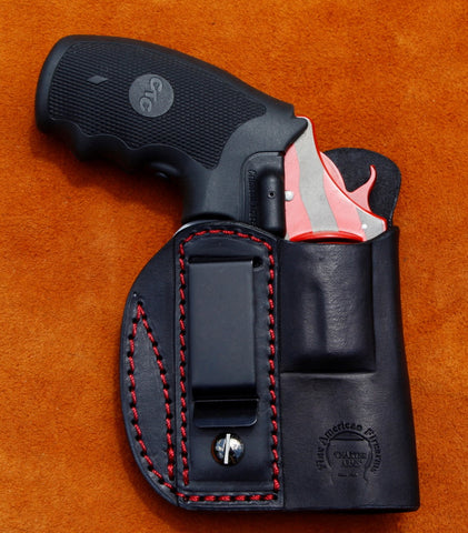 NEW ML Custom IWB Holster for Small Frame Revolvers