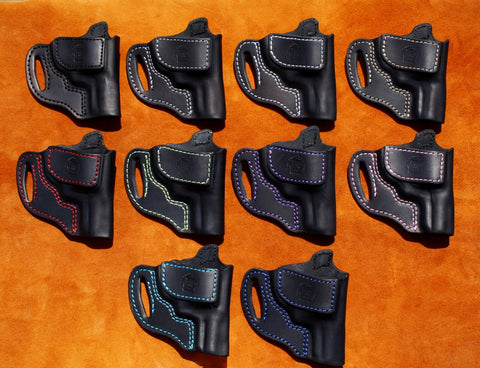 NEW M&L Custom OWB Holster for Small Frame Revolvers