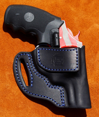 NEW ML Custom OWB Holster for Small Frame Revolvers