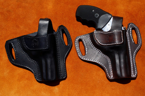 "NEW ML Custom Thumb Break Holster for .357 Magnum , 3"" Barrel"
