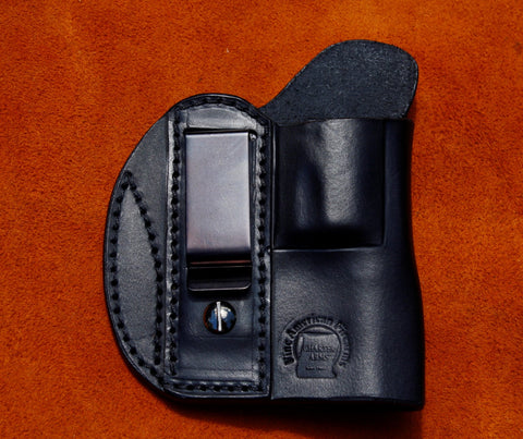 "NEW ML Custom IWB Holster for our 2.2 - 2.5"" Barrel Large Frame Revolvers"