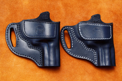 "NEW ML Custom OWB Holster for our 2.2 - 2.5"" Barrel Large Frame Revolvers"