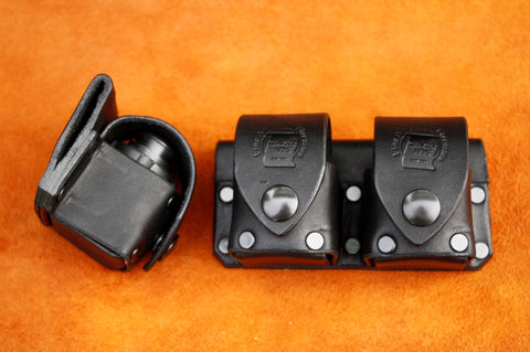 NEW ML Leather Speed Loader Carriers