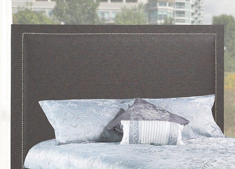 QUEEN SIZE- 199- FABRIC- HEADBOARD- MANY COLORS