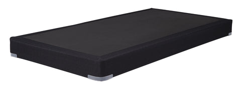 "TWIN (SINGLE) SIZE- (7"" THICK- WITH PLYWOOD)- FACTORY SELECT COLOR- BOX SPRING"