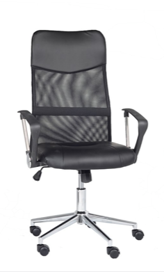 (7400 BLACK)- FABRIC- COMPUTER CHAIR