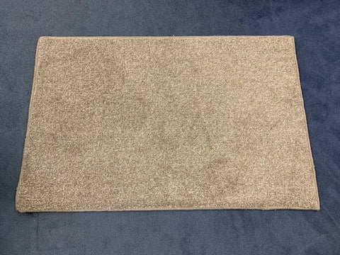 2' X 3'- (BROWN)- ACCENT RUG