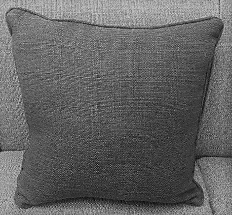 (KINGSTON CHARCOAL)- CANADIAN MADE- TOSS CUSHION