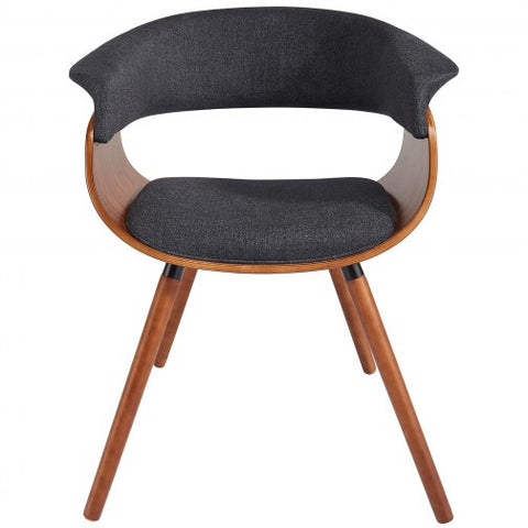 (HOLT CHARCOAL)- FABRIC- ACCENT/ DINING CHAIR