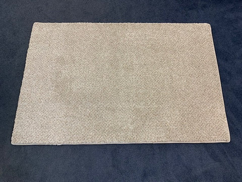 2' X 3'- (LIGHT GREY)- ACCENT RUG