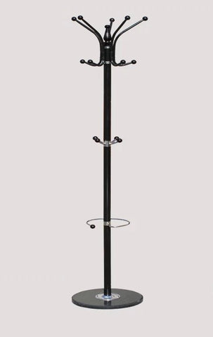 (LOTUS BLACK)- COAT RACK