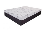 "QUEEN SIZE- 9.5"" THICK- (KIRAN)- COOL GEL MEMORY FOAM MATTRESS"