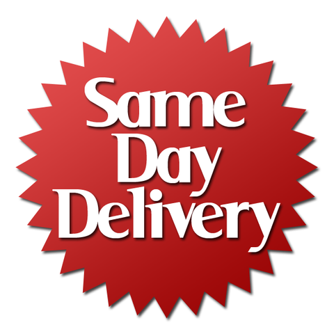 SAME DAY DELIVERY SERVICE (TERMS AND CONDITIONS APPLY)
