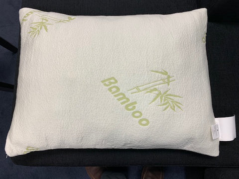 QUEEN SIZE- (BAMBOO)- MEMORY FOAM- PILLOW