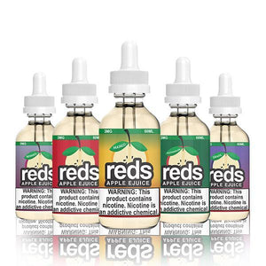 Reds eJuice APPLE by 7DAZE