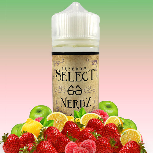 Freedom Select NerdZ 100ml & 120ml
