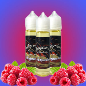 Independence - Raspberry Sweet Tart Premium Elixir 60ml