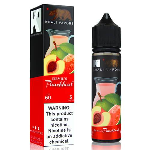 Khali Vapors- Devils's Punch Bowl 60ml
