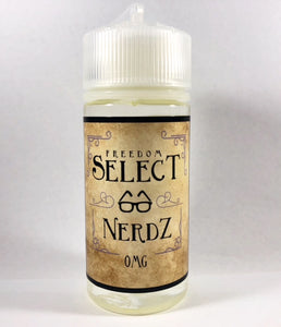 Freedom Select NerdZ 100ml