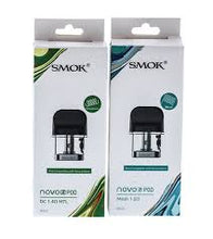 SMOK Novo 2 Replacement Pods 3 Pack