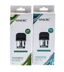 SMOK NOVO 2 REPLACEMENT PODS (3 pack)