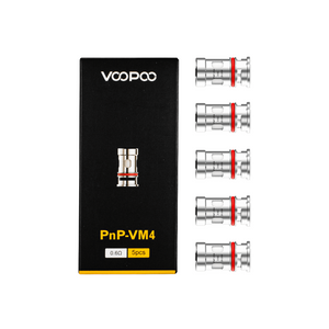 VooPoo PnP Replacement Coils (5 pcs)