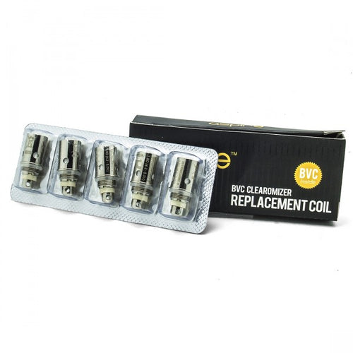 Aspire Mini BVC K2 Replacement Coils 5 Pack
