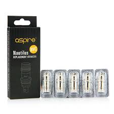 Aspire Nautilus BVC Replacement Coils 5 Pack