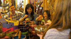 Instruments and Singing Bowls collection om gallery