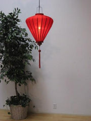 Asian Silk and Bamboo Lanterns collection om gallery