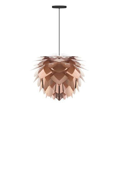Umage Silvia Hanging Lamp, Copper / Swag Kit