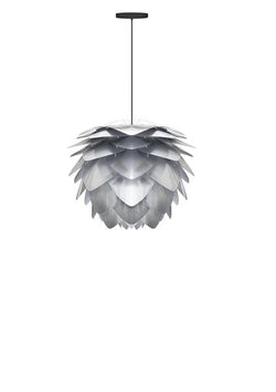 Umage Silvia Hanging Lamp, Steel / Swag Kit