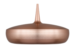 Umage Clava Dine Lamp, Brushed Copper / Swag Kit