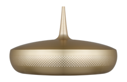 Umage Clava Dine Lamp, Brushed Brass / Swag Kit