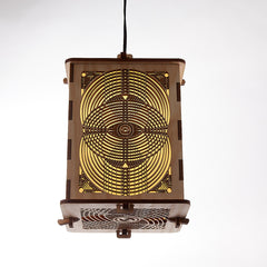 Dreamweaver Hanging Lamp