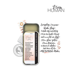Wearable Aromatherapy Balm - Hustle & Heart
